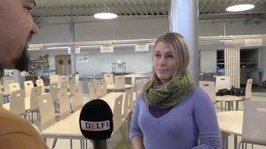 DelfiTV: Kadri-Liis Külm