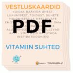 Vestluskaardid Suhted PDF